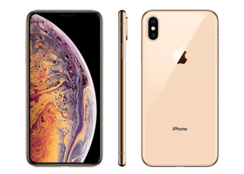 Apple iPhone XS Max (A2104) 64GB 银色 移动联